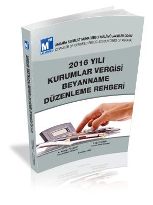 Kurumlar Vergisi Beyanname Düzenleme Rehberi (Mart 2017)