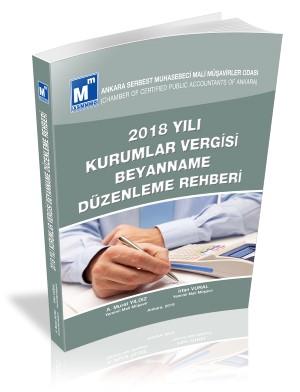Kurumlar Vergisi Beyanname Düzenleme Rehberi (Şubat 2019)