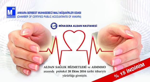 Minasera Aldan Hastaneleri