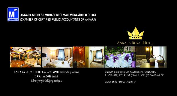 Ankara Royal Otel ve Enerji Otel