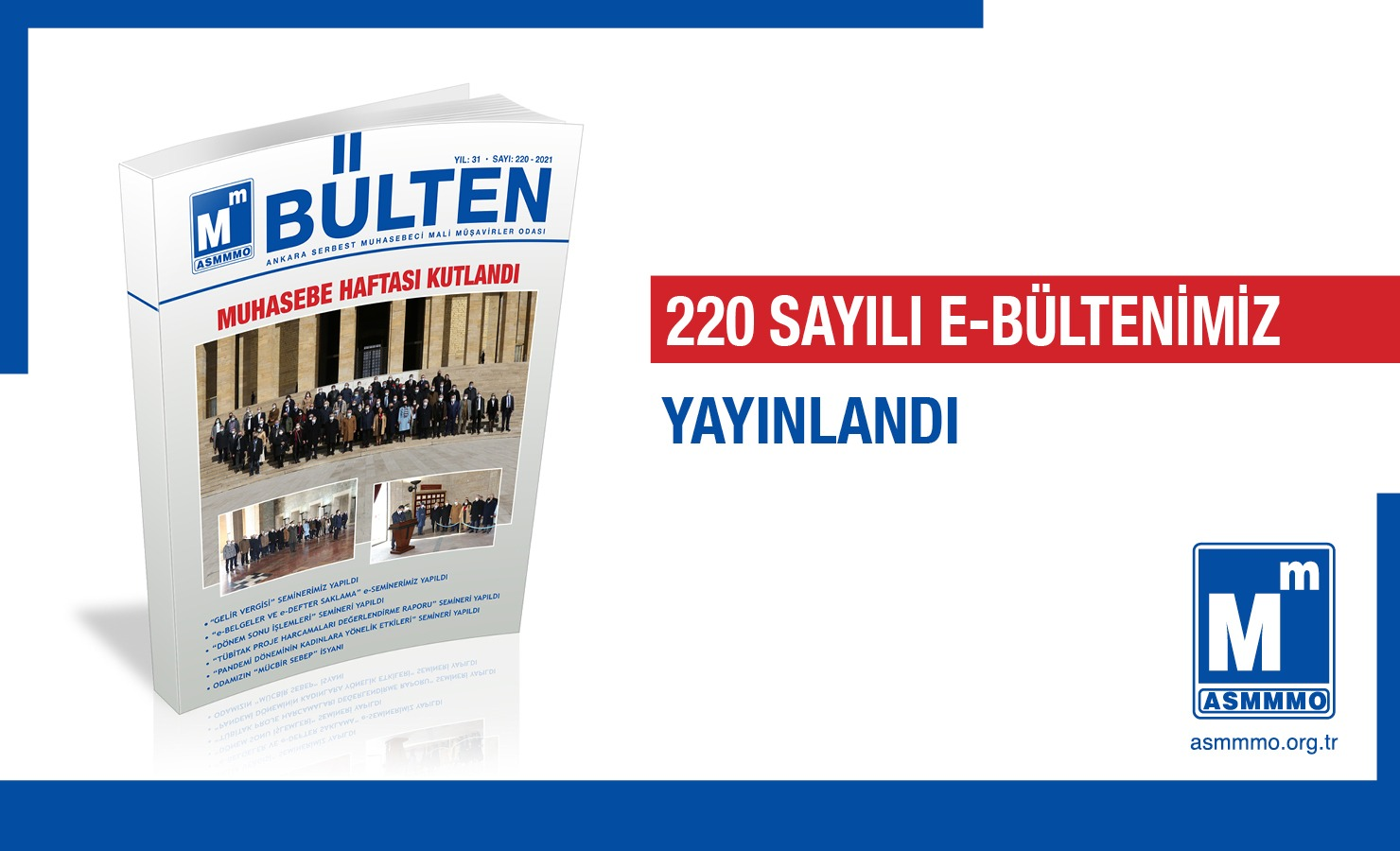 220 Sayılı e-Bültenimiz Yayınlandı