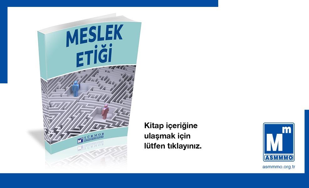 e-Kitap: Meslek Etiği